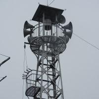 上田市下丸子の火の見櫓