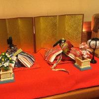 今年も和紙のおひなさま