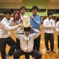 男子エペ 第67回全日本学生フェンシング王座決定戦