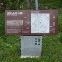 北上市・極楽寺の園レンレイソウ(延齢草) 2017年4月28日(金)
