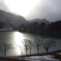 猿ケ京・赤谷湖