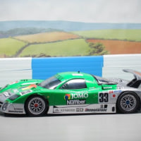 スロットカー・NISSAN R390 GT1 LE MANS 1998 JOMO(SLOT.IT)