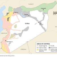 シリア  クルド人勢力の拡大、トルコの越境攻撃・・・「IS後」を睨んで動き出す各勢力・関係国