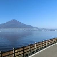 山中湖 富士山 2016必塗マン