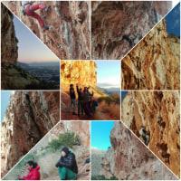 長期休暇atシチリアvol.15 Climbing Day8