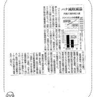 パナ減収減益・・・円高で海外収入減