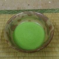 柿の蔕茶盌