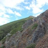 後立山・唐松山荘からキレット小屋(その2)