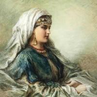 アラブ美人