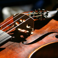 ヴァイオリンの音色
