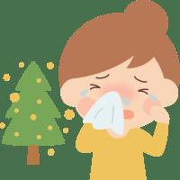 今年の花粉の飛散は例年の3倍と言われております。~花粉症なら飲む目薬~