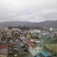 今日も愚図ついた天気の会津地方ですm(__)m
