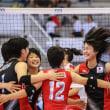 日本 3 - 2 トルコ   第19回世界ジュニア女子選手権大会(U-20)