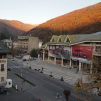 ルーマニアの町シナイア