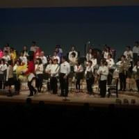 吹奏楽何年ぶりでしょうか 稲羽吹奏楽団演奏会に行ってきました