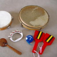 *打楽器類
