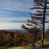 黒斑山(浅間第一外輪山)