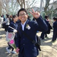 祝卒業!たった一人の卒団生