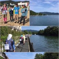 【ウォーキング】天橋立ツーデーウォーク 2日目。籠神社、成相寺。