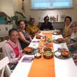 ポーセラーツ&インド料理&パッチワーク&瞑想ヨガ★