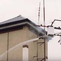 消防ドローン Firefighting Drone