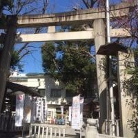 『鳥越神社』