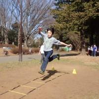 【駒沢公園・日曜日午後】2/26 練習