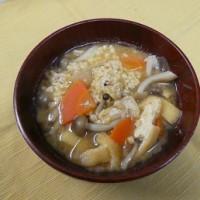 懐かしい古里の味、秋田県横手市の郷土料理「納豆汁」