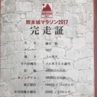 熊本城マラソン開催