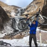 津軽海峡冬景色 竜飛一周ライド2016