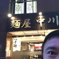 【東京らーめん新情報】チャつま武士セットは満腹セット@錦糸町楽天地近くの麺屋中川會にて新発売なう