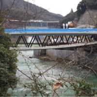 🚶東海自然道〜志津川沿〜天ヶ瀬ダム手前〜rf