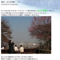 10年前に行っていた京王百草園 (1)