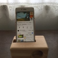iPhoneスピーカー&TVボード