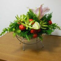 いきいきサロンのお花
