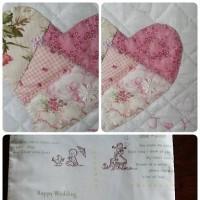 もう一つの<Happy Wedding Quilt>♪