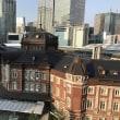 東京ステーションホテルに泊まる@東京