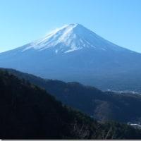 三つ峠山 2013 12月15日