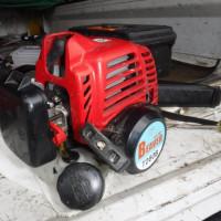 草刈り機 修復