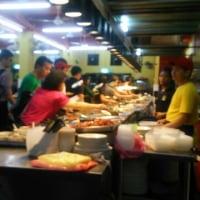 マレーシア留学 久し振りにしっかり食べた!!