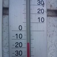 今日も寒くて