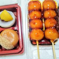カップ麺&和菓子