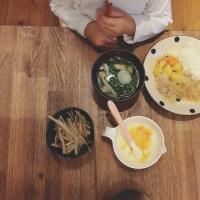 最近の夕飯