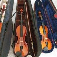 バイオリン、ヤバいと思ったけどギリギリセーフかも?