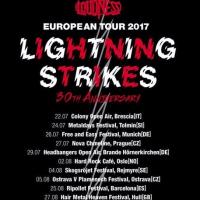 来月の今頃はヨーロッパツアーか・・・