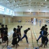 6/27(火)朝練習開始