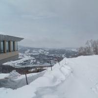 カムイスキーリンクスでスキー 2017/03/24