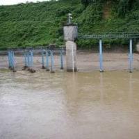 浅野川の氾濫  県、放水路の分水量を上方修正