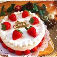 いちごのシーズン到来!! ~♥いちごのショートケーキ♥~