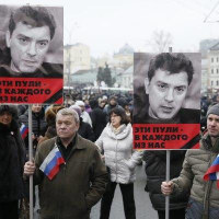 「プーチンのいないロシア」「腐敗一掃」大規模デモ。